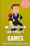 Logic Puzzle Games: Kakuro 9x9 Puzzle Collection (Kakuro Puzzles For Adults)