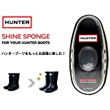 HUNTER INSTANT BOOT SHINE SPONGE HUA25494 ラバーブーツ専用ツヤ出し保護剤 (スポンジタイプ) ハンター インスタント ブーツ シャイン