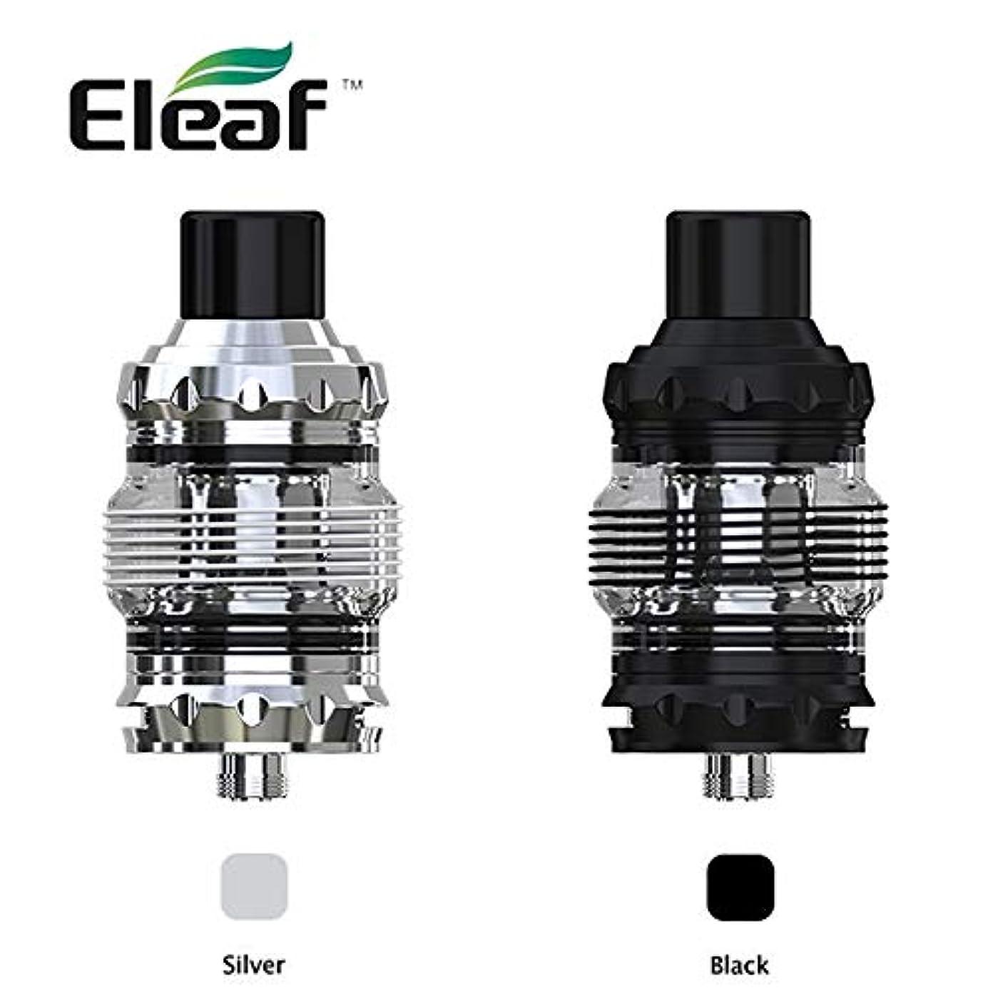 ランデブー顧問系統的Eleaf (イーリーフ) MELO 5 アトマイザー (MELO V Black) [並行輸入品] ブラック 4ml
