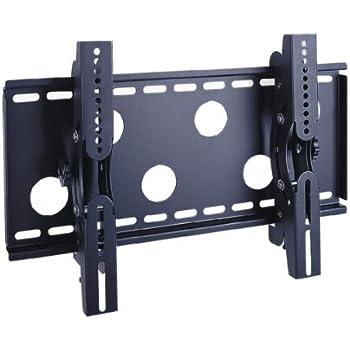 アプライド 角度調整可能 32~60型液晶テレビ用 壁掛け金具 PLB-101B VESA規格 スチール製フレームマウント