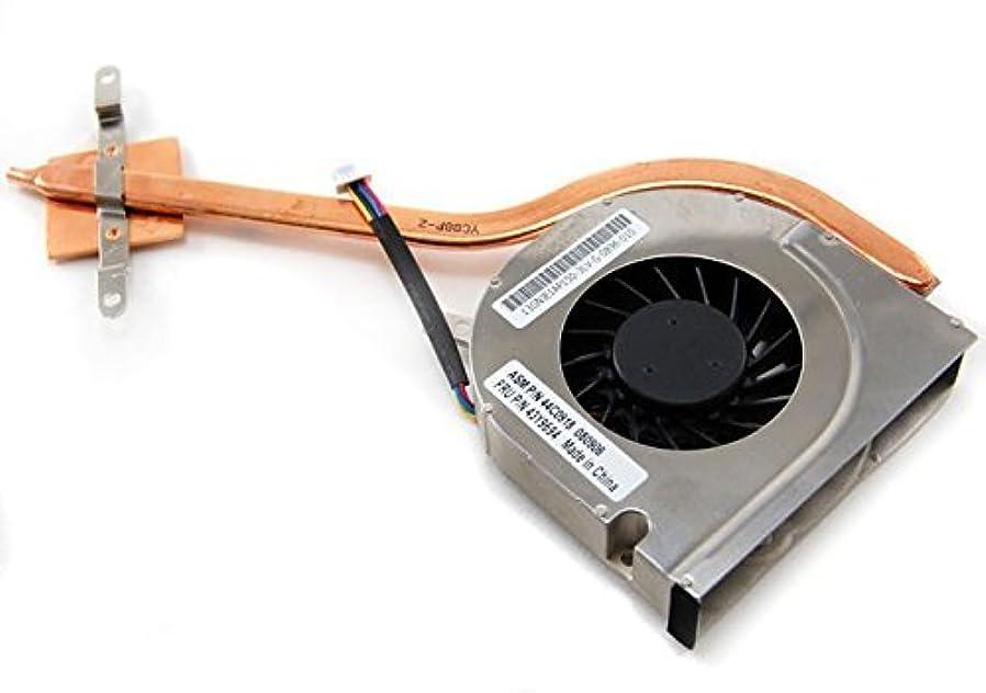 セールスマン反逆満了IBM Lenovo ThinkPad SL500 SL400 CPU Fan and Heatsink 44C0918 43Y9694 [並行輸入品]