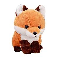 ぬいぐるみ 抱き枕 狐 小さい 萌え 可愛い 柔らか ふわふわ 癒し系 子供の日 お祝い お誕生日 記念日 彼女彼氏へ おもしろ雑貨 幼児の贈り物 ハグおもちゃ プレゼント 40CM