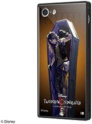 イングレム iPhone 8 / 7 ディズニー ツイステッドワンダーランド (ツイステ) 耐衝撃ケース KAKU トリプルハイブリッド レオナ・キングスカラー