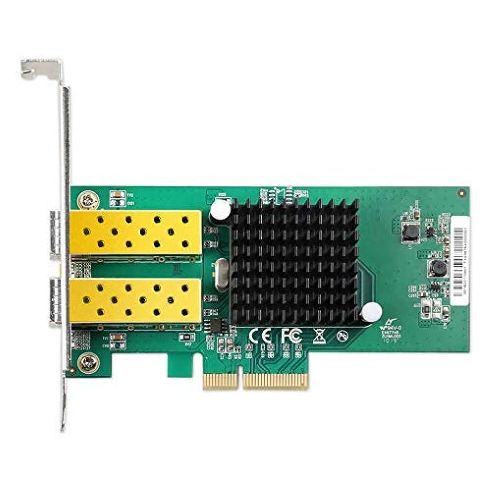 下線とまり木クラブMEO SFP 1G Fiber Optic Network Card PCIe 4X Server LAN Card for intel8276