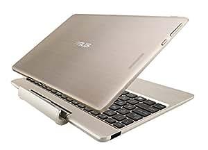ASUS TransBook T100TAM ノートブック ( WIN8.1 BING-64B / 10.1inch touch / Z3795 / 4GB / eMMC 32GB + 500GB / シャンパンゴールド / Microsoft Office Home&Biz 2013 ) T100TAM-B-GS
