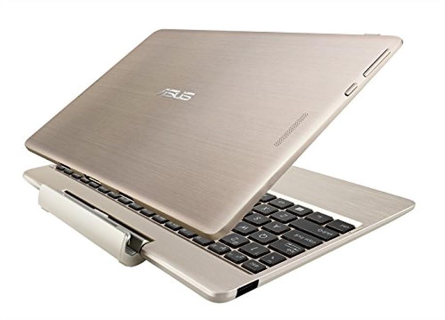 命令なんでも軍艦ASUS TransBook T100TAM ノートブック ( WIN8.1 BING-64B / 10.1inch touch / Z3795 / 4GB / eMMC 32GB + 500GB / シャンパンゴールド / Microsoft Office Home&Biz 2013 ) T100TAM-B-GS