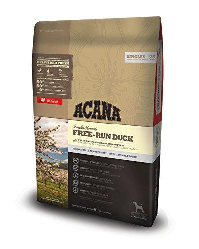 アカナ ドッグフード シングル フリーランダック 全犬種・全年齢対象 低アレルギーフード 6kg 1袋 アカナファミリージャパン