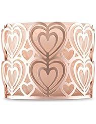 【Bath&Body Works/バス&ボディワークス】 キャンドルホルダー ローズゴールドハート 3-Wick Candle Holder Rose Gold Heart [並行輸入品]