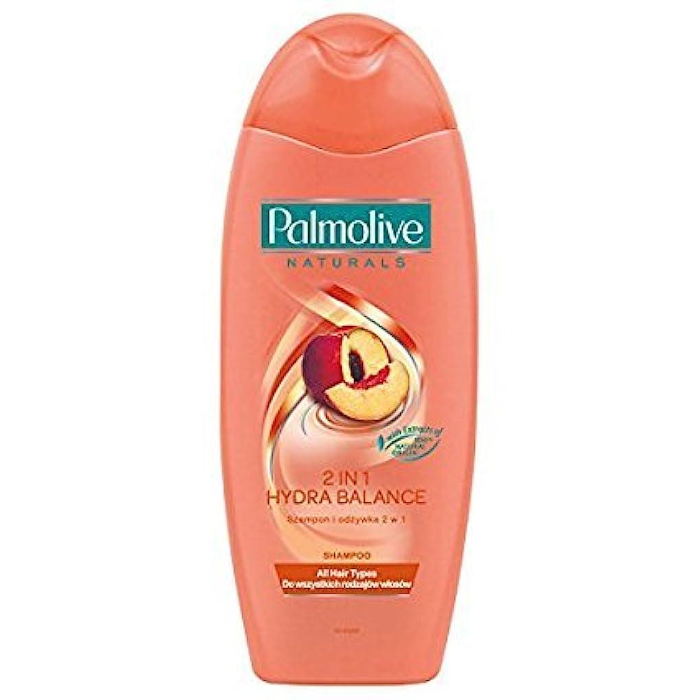 合併症落ちたキャリアPalmolive Naturals Shampoo & Conditioner パルモティブシャンプーWコンディショナー ハイドロバランス 350ml [並行輸入品]