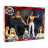 WWE Wrestling Exclusive Action Figure Diva 2-Pack Beth Phoenix Vs. Maria
