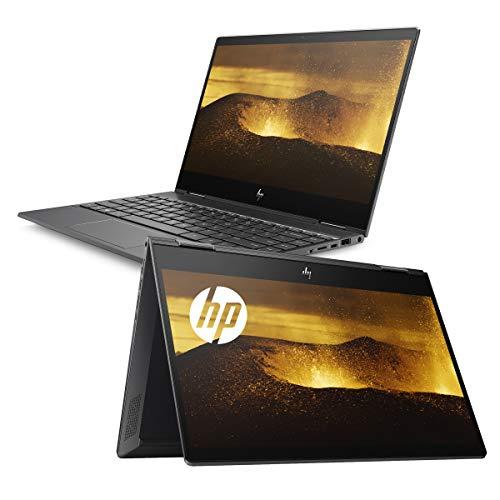 【2019年6月発売】HP ノートパソコン HP ENVY x360 13 13.3インチ フルHDタッチパネルディスプレイ 2in1 コンバーチブルタイプ AMD Ryzen 5/8GB/512GB SSD Microsoft Office Home & Business 2019付き(型番:7AL39PA-AADS)