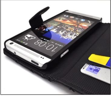 PLATA HTC J One HTL22 ケース 手帳型 キルティング レザー ケース ポーチ HTCJ 手帳 カバー 【 ホワイト 白 しろ シロ white 】 AHTL22-57WH
