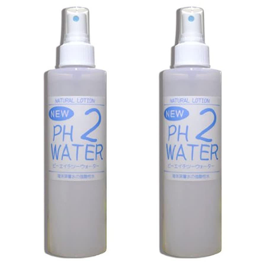 ドアミラー独特の売る強酸性水 NEW PH2ウォーター『200mlスプレー2本セット』