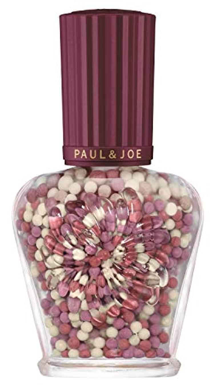 成功した平等スマイルpaul & joe ポール&ジョー パール ファンデーション プライマー #003 30ml