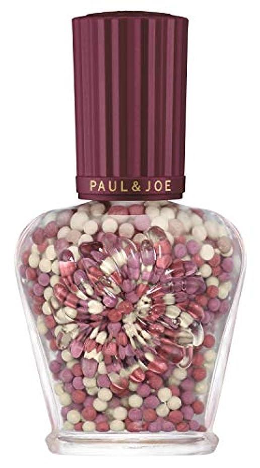 賞賛するラメアクセサリーpaul & joe ポール&ジョー パール ファンデーション プライマー #003 30ml