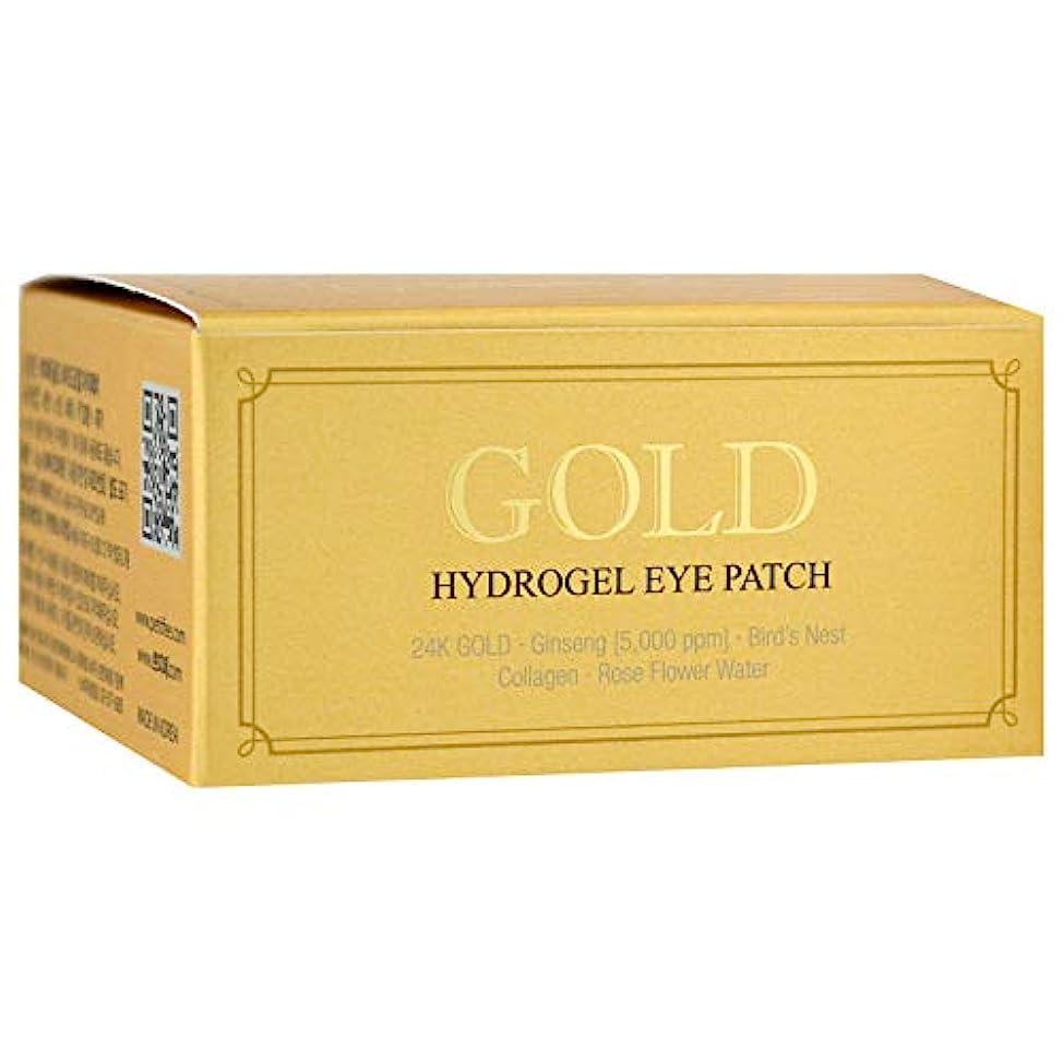 シャーク不承認学生PETITFEE Gold Hydrogel Eye Patch (並行輸入品)