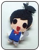 Super Junior スーパージュニア Sungmin ソンミン - Spoon Ghost KPOP 手作り縫いぐるみキーチェーン