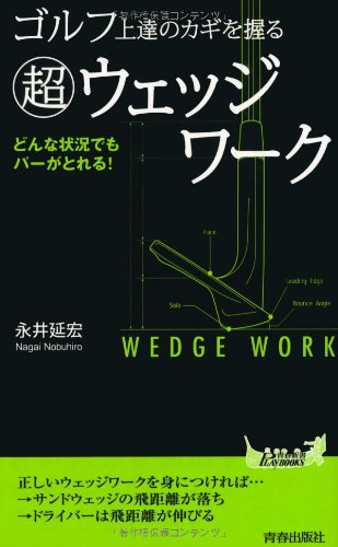 ゴルフ上達のカギを握る「超」ウェッジワーク (青春新書PLAY BOOKS)の詳細を見る