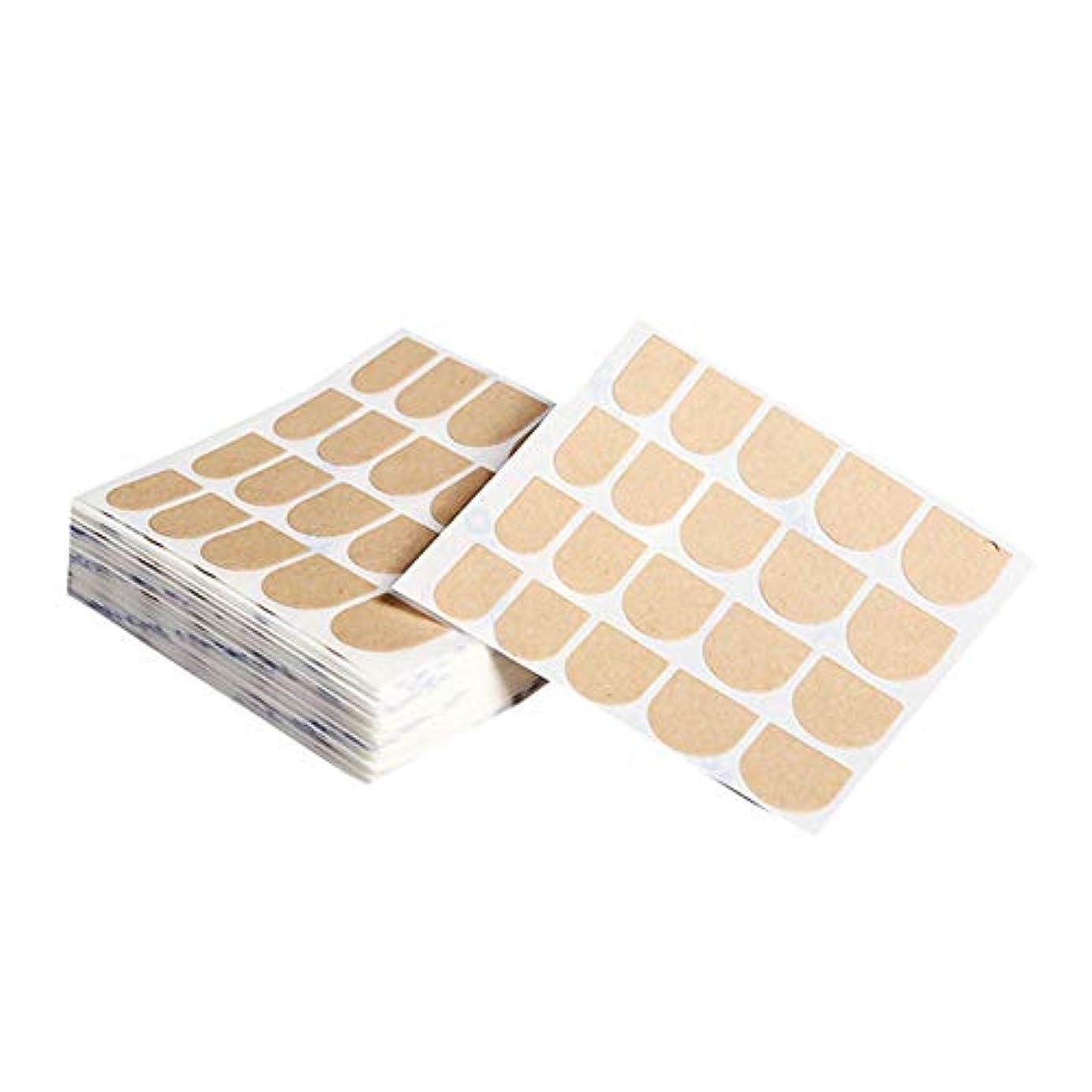 終了しましたポンペイ褐色ACHICOO ネイルアートステッカー 20個 ネイルアート チップネイル ステッカーデカール DIY アクセサリー 20PCS 20pcs packaged
