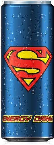 スーパーマンエナジードリンク 250ml 24本入り