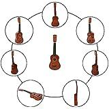 BIG-DEAL- ミュージカル 6弦アコースティックギター 21インチ ギター Mnidi キッズ トイ ギター 初心者 バスウッド アコースティック ギター 練習 子供 ギフト - ブルー
