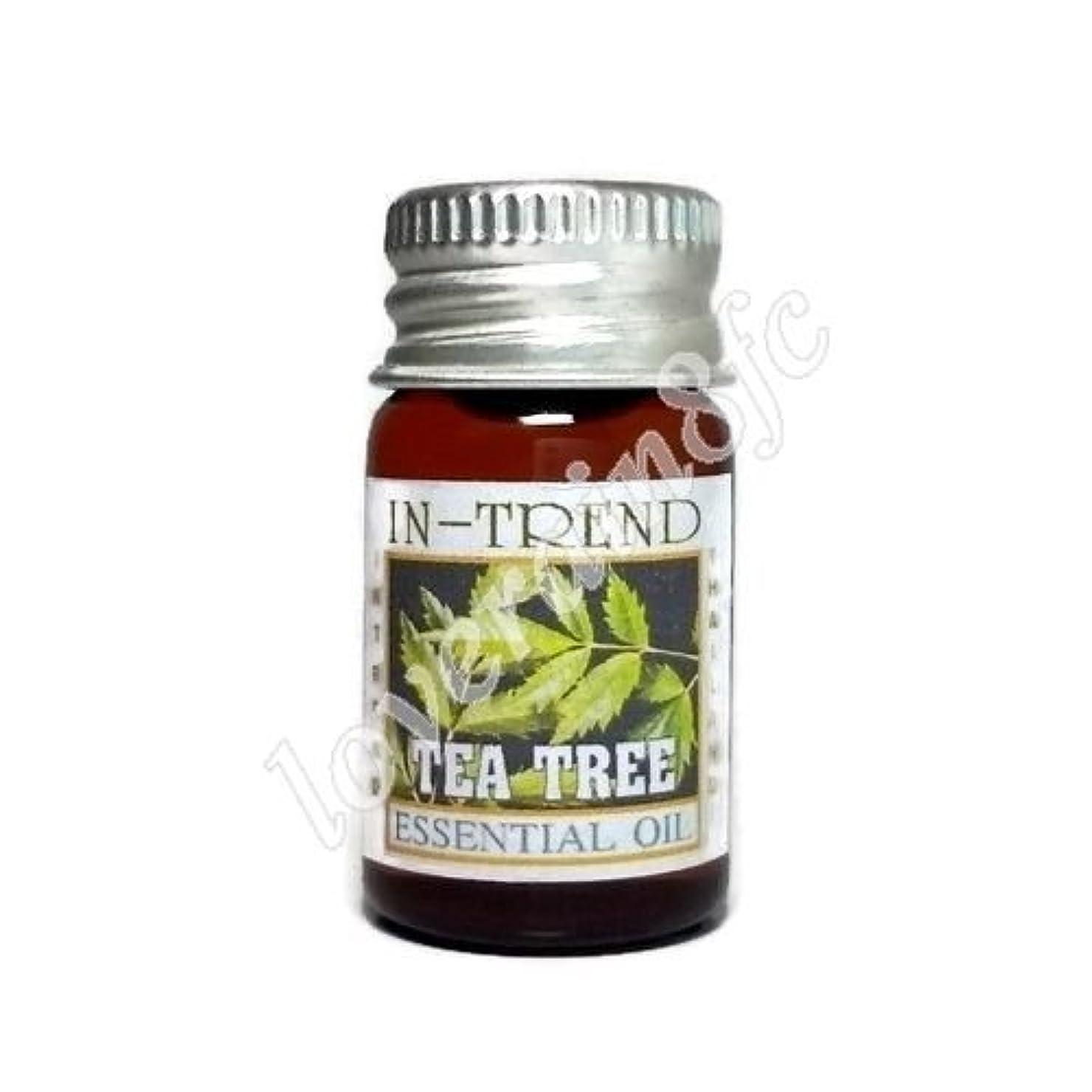 カウント間違えたホバート純粋基本油 5ml 治療級 アロマセラピー US送料無料 - Tea Tree