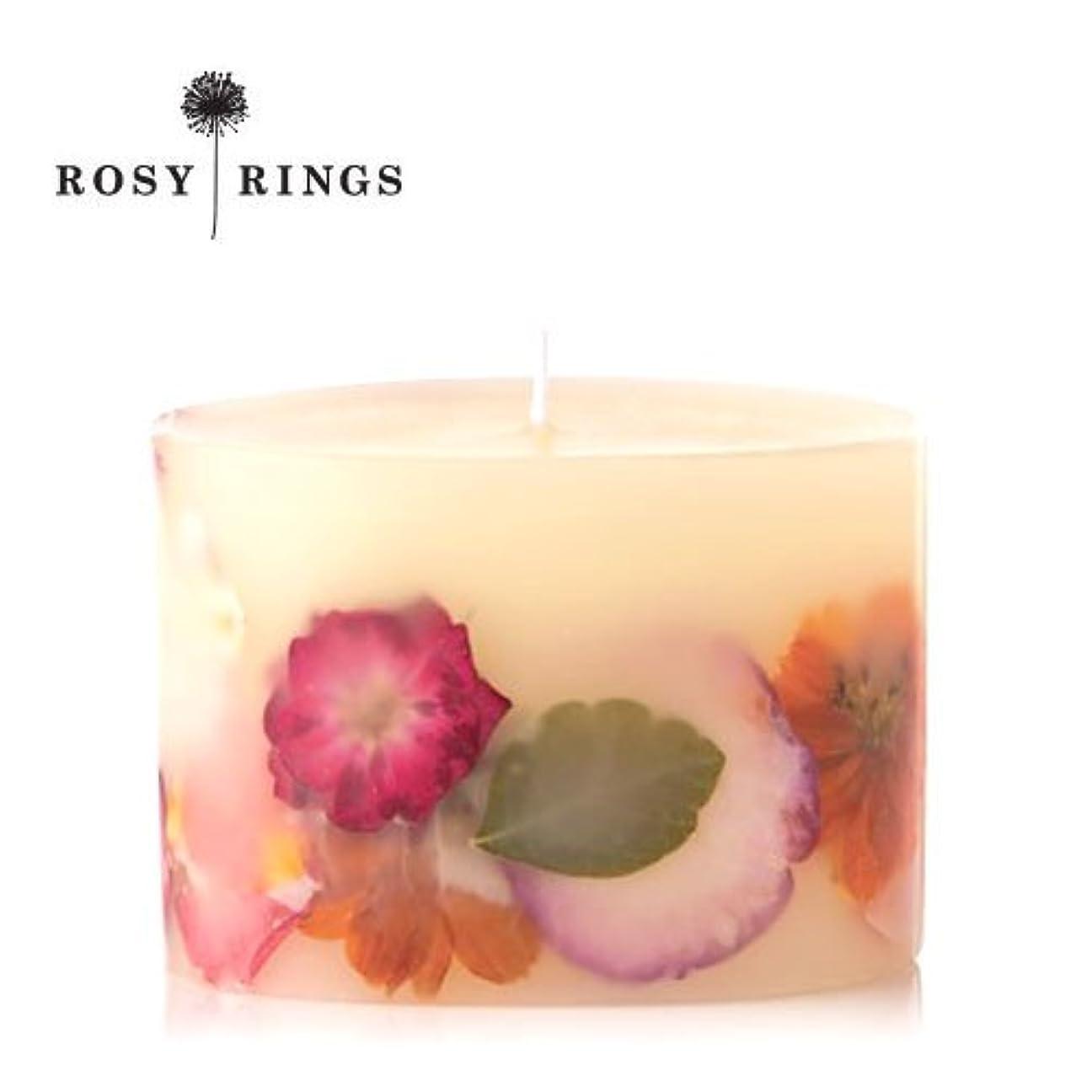 収入凍る吹きさらし【正規取扱店】 ROSY RINGS プティボタニカル キャンドル ?フィグ&ポピー? PETITE BOTANICAL COLLECTION (ロージーリングス)