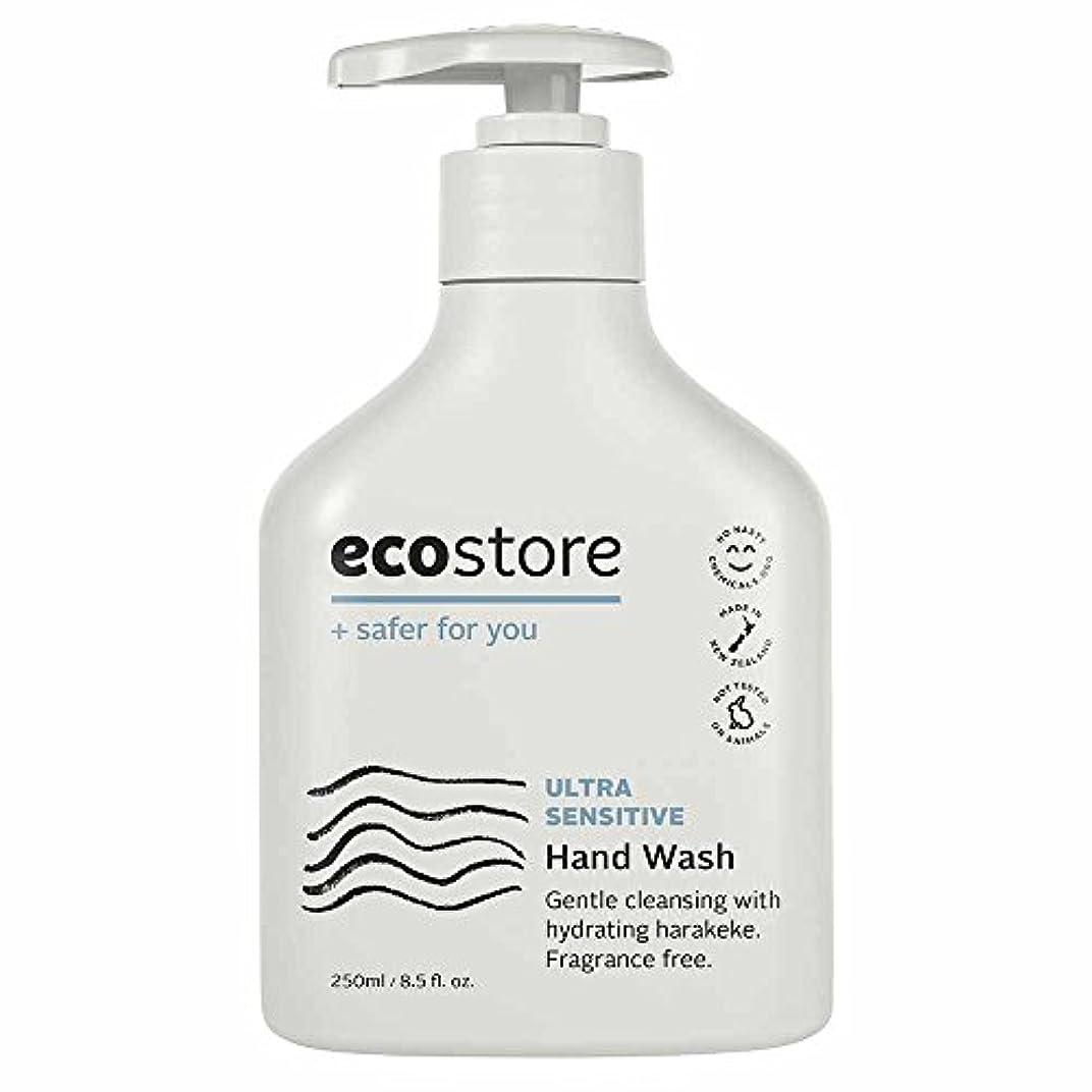行政変わるさておきecostore(エコストア) ecostore(エコストア) ハンドウォッシュ 【無香料】 250mL 液体タイプ