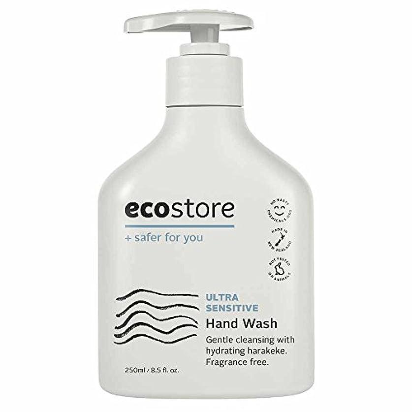 コミュニティすることになっている港ecostore(エコストア) ハンドウォッシュ 【無香料】 250ml 液体タイプ