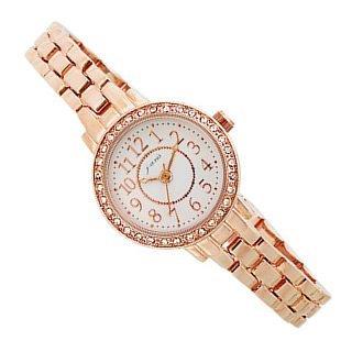J-AXIS 石巻ブレスウォッチ 人気のレディース腕時計 ピンクゴールド CL24-PG