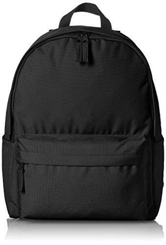 Amazonベーシック バックパック クラシック ブラック ZH1508073
