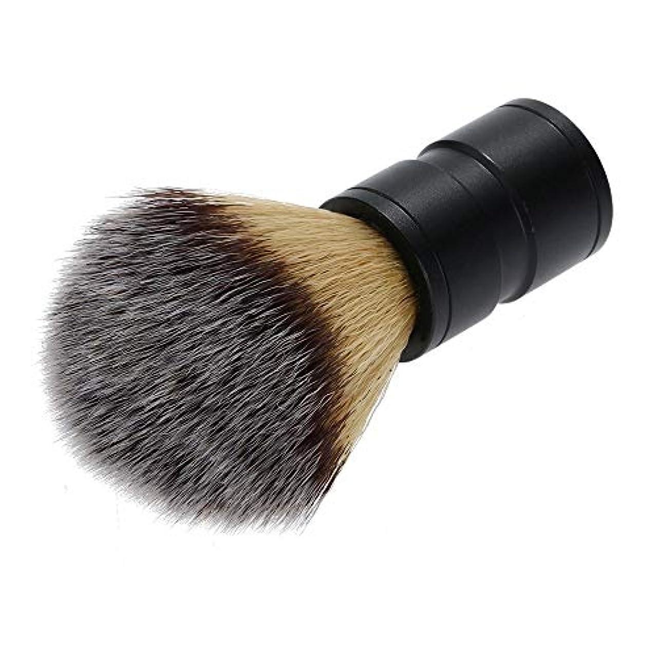もしオーナメント安西シェービングブラシ ひげブラシ シェービングブラシ プレゼント 理容 洗顔 髭剃り 泡立ち メンズ用 親父 ご主人 ボーイフレンド 友人にプレゼント クリスマスプレゼント