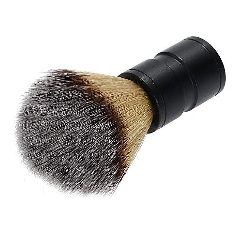 仲間、同僚誇りに思うラジウムシェービングブラシ ひげブラシ シェービングブラシ プレゼント 理容 洗顔 髭剃り 泡立ち メンズ用 親父 ご主人 ボーイフレンド 友人にプレゼント クリスマスプレゼント