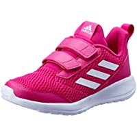 adidas Australia Girls Altarun CF Trainers, Real Magenta/Footwear White/Real Magenta, 5.5 US