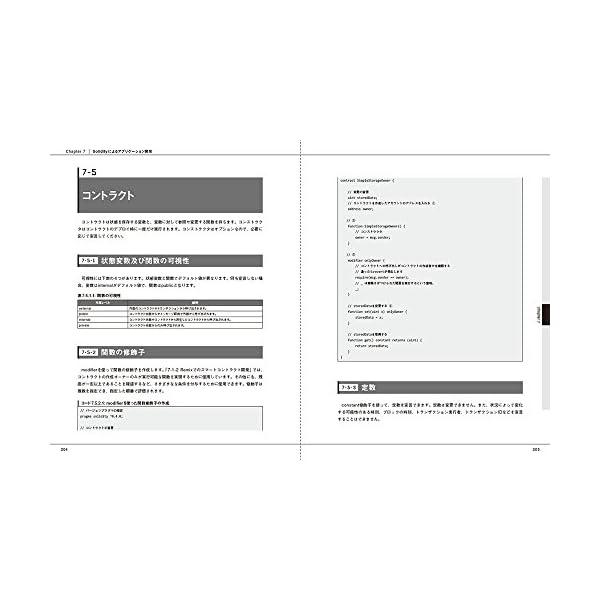 ブロックチェーンアプリケーション開発の教科書の紹介画像15