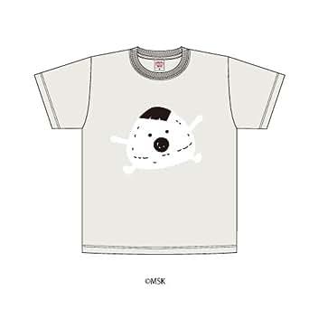 Tシャツ「あはれ!名作くん」17/オートミール Mサイズ(むすび)