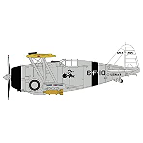 HOBBY MASTER 1/48 F3F-1 VF-7