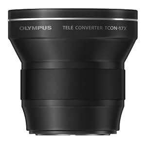 OLYMPUS テレコンバージョンレンズ 1.7倍 デジタルカメラ用 TCON-17X