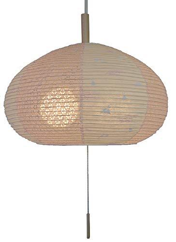 和風照明器具 行燈 うさぎの柄が可愛らしい、ピンク基調の 和...