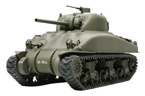 1/48 ミリタリーミニチュアシリーズ No.23 アメリカM4A1 シャーマン戦車