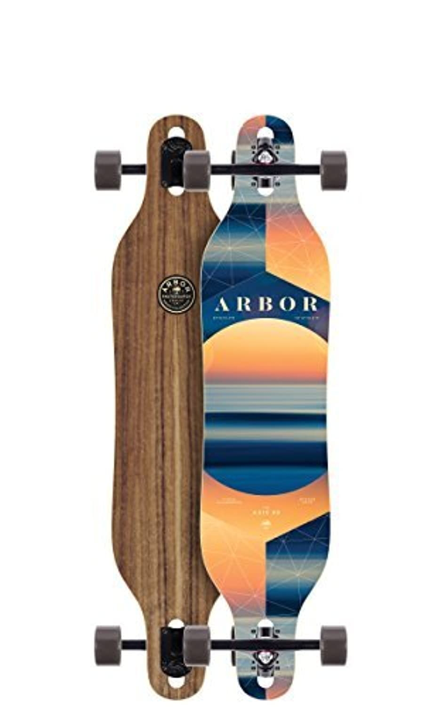 Arbor Axis Photo Series Complete Longboard 40 [並行輸入品]