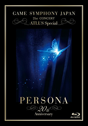 GAME SYMPHONY JAPAN 21st CONCERT ATLUS Special ~ペルソナ20周年記念~ [Blu-ray]