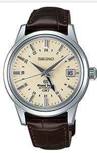 グランドセイコー 腕時計 メンズ GRAND SEIKO メカニカル 自動巻き(手巻つき) GMT SBGM021