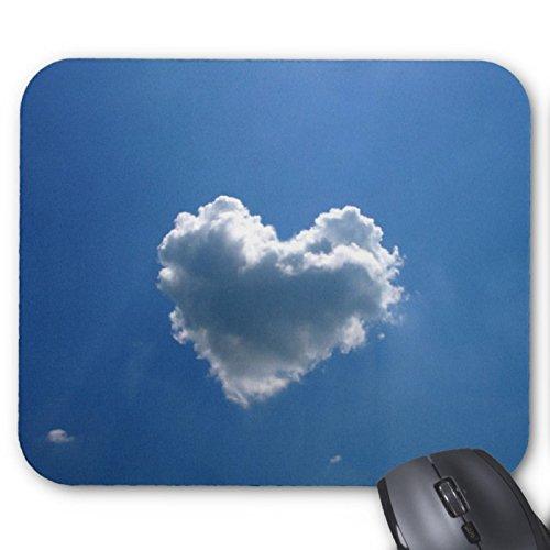 Recaso(レカソ)ハートの雲の形 マウスパッド 敷き お...