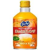 アサヒ 【HOT用】バヤリース ほっとオレンジ300gボトル缶×24本入