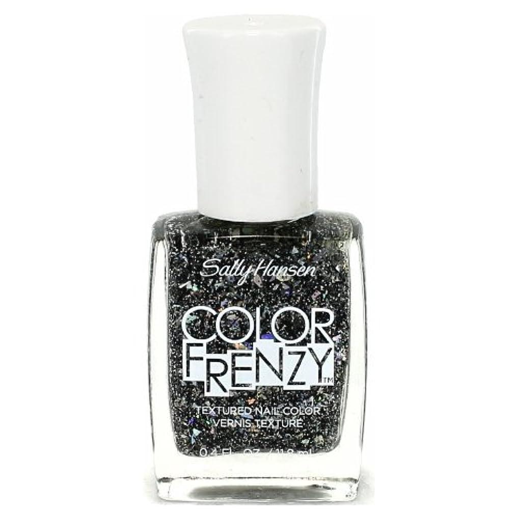 勃起三番ピラミッド(3 Pack) SALLY HANSEN Color Frenzy Textured Nail Color - Spark & Pepper (並行輸入品)