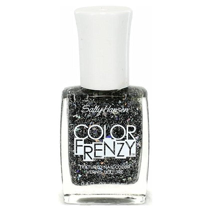 分類する専ら例外(3 Pack) SALLY HANSEN Color Frenzy Textured Nail Color - Spark & Pepper (並行輸入品)