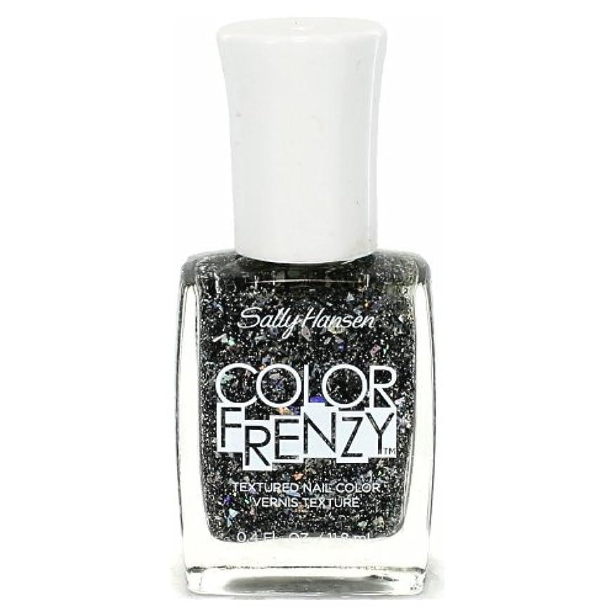 価値種をまく移民(3 Pack) SALLY HANSEN Color Frenzy Textured Nail Color - Spark & Pepper (並行輸入品)