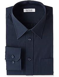 [アトリエサンロクゴ] ワイシャツ 長袖 形態安定 ビジネス カジュアル 制服 ユニフォーム メンズ y9-7-9-1