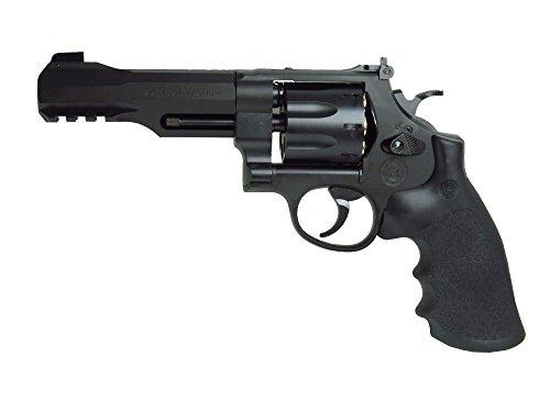 スミス アンド ウェッソン M327 R8 5インチ ヘビー ウェイト バージョン2 18歳以上ガスリボルバー